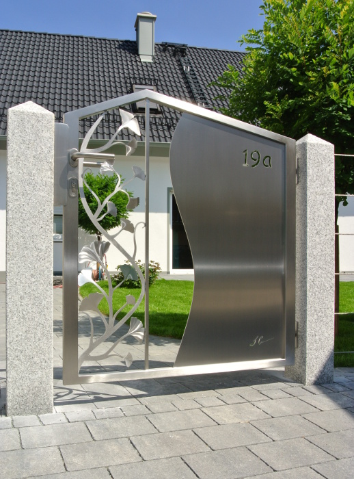 Stainless Steel, Gates, Stainless Steel Gates, Garden Gates, Stainless Steel  Garden Gates