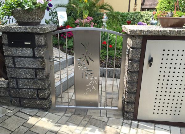 Garden Gates, Custom Garden Gates, Stainless Steel Garden Gates, Gates, Custom  Gates